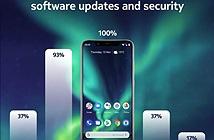 Nokia dẫn đầu bảng xếp hạng trong việc cập nhật phần mềm và bảo mật cho smartphone