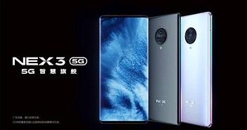 Vivo NEX 3 có viền màn hình thách thức trong video quảng cáo