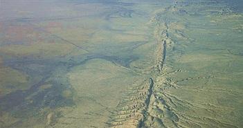Sự thật gây sốc: Vỏ Trái đất bị trượt bên dưới tiểu bang của Mỹ