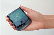 Motorola Razr 5G ra mắt: màn hình gập bền hơn, cấu hình tầm trung, giá 1.399 USD