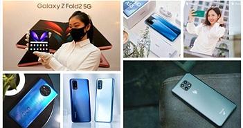 Những smartphone hấp dẫn lên kệ tháng 9: từ ngon bổ rẻ đến sang, xịn, mịn