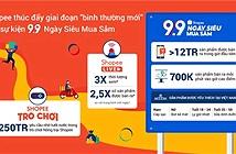 Shopee ghi nhận hơn 12 triệu mặt hàng bán ra trong 1 giờ đầu tiên tại sự kiện 9.9 Ngày Siêu Mua Sắm