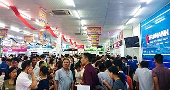Điện máy Trần Anh nhảy vào thị trường Nam Định