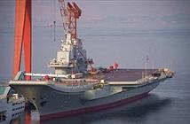 Lộ điểm yếu của dàn phi cơ trên tàu sân bay Trung Quốc