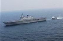 Pháp có thể bị Ấn Độ tẩy chay nếu không giao tàu Mistral cho Nga