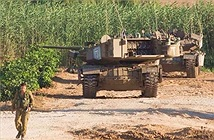 """Spike-Magach - """"Xe tăng tên lửa"""" đặc biệt của Israel"""