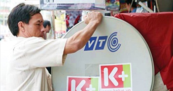 VTC đón đầu xu thế số hóa truyền hình qua vệ tinh
