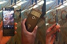 BlackBerry Priv chạy Android sở hữu độ mỏng đáng kinh ngạc