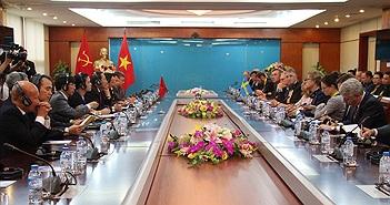 Thụy Điển sẽ giúp Việt Nam xây dựng SmartCity