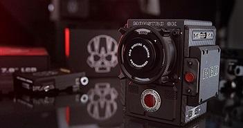 RED giới thiệu cảm biến Full Frame Monstro 8K VV:  hỗ trợ quay video 8K 60fps, dải nhạy sáng hơn 17 stop