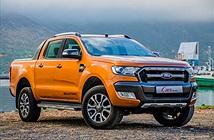 Vua bán tải Ford Ranger bị triệu hồi vì lỗi túi khí tại Việt Nam