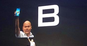 Chùm ảnh: Bkav ra mắt bộ đôi Bphone 3/3 Pro có màn hình tràn đáy
