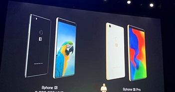Video: CEO Bkav công bố giá bán Bphone 3 và Bphone 3 Pro