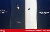 CEO Bkav Nguyễn Tử Quảng khẳng định Bphone là điện thoại chất, giá bán từ 6,99 đến 9,99 triệu đồng cho Bphone 3 và 3 Pro