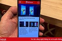 Trên tay Bphone 3 Pro Bkav vừa ra mắt