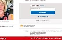 Trò đùa rao bán bạn gái trên eBay được trả giá hơn 90.000 USD