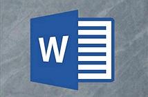 Thủ thuật Word: Tự động thu gọn văn bản chỉ trong một trang