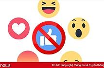 Facebook Việt Nam có biến: Không xuất hiện danh sách Like, chỉ đếm Like tối đa đến 10.000?