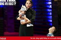 Shark Tank mùa 3 tập 12: Từ chối Shark Linh, mẹ bỉm sữa chọn Shark Việt vi cảm thấy đồng cảm