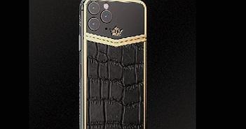 Caviar giới thiệu thiết kế iPhone 11 Pro phong cách siêu sang