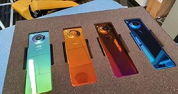 Cha đẻ Android hé lộ smartphone màn hình dài dị thường