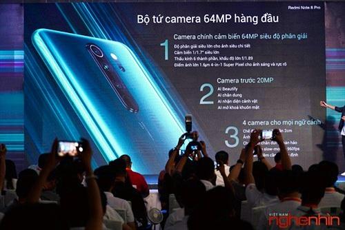 Xiaomi cho ra mắt Redmi Note 8 pro, Redmi Note 8, Redmi 8 với giá chỉ từ 3 triệu