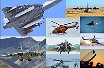 Tiêm kích Rafale lần đầu xuất hiện trong duyệt binh Không quân Ấn Độ