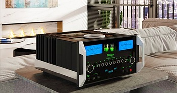 Ampli hybrid MA12000 – Vị vua mới chính thức xuất hiện, công suất mạnh nhất lịch sử McIntosh