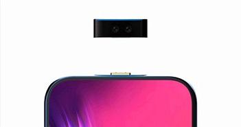 Vivo dành giải thưởng với camera selfie thò thụt tháo rời siêu độc đáo