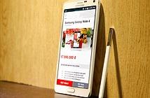 Mua Galaxy Note 4 chính hãng hay xách tay?