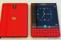 Fan Dâu đen đón nhận tin vui với BlackBerry Passport màu đỏ tươi
