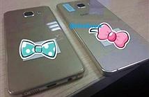 Smartphone Galaxy A3 và Galaxy A5 thế hệ mới lộ ảnh thật