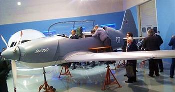 Sản xuất máy bay huấn luyện Yak-152 Nga bị dời tới 2017