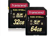 Thẻ nhớ UHS-II Class 3 đạttốc độ đọc lên 285 MB/s
