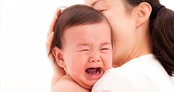 Chữa chứng khóc đêm ở trẻ