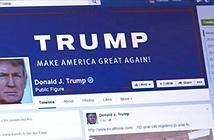 Người Mỹ đổ lỗi cho Facebook khiến Donald Trump thắng cử