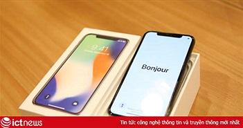 iPhone X nhập khẩu chính ngạch sắp về Việt Nam