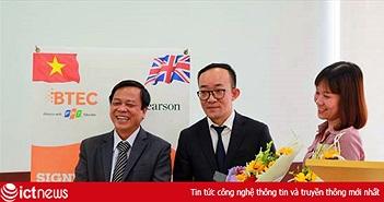 Ra mắt Cộng đồng phát triển giáo dục thông minh và toàn cầu hóa BTEC Việt Nam