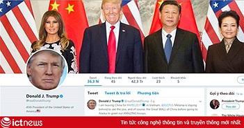 Trump tweets ở Trung Quốc - làm thế nào, và tại sao lại quan trọng?