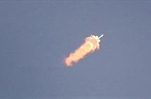 Một động cơ tên lửa của SpaceX nổ trong khi thử nghiệm