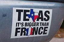 Sự thật kinh ngạc về bang Texas của Mỹ ít người biết