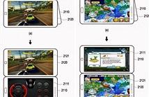 Chi tiết về giao diện mẫu smartphone 2 màn hình Samsung Galaxy X