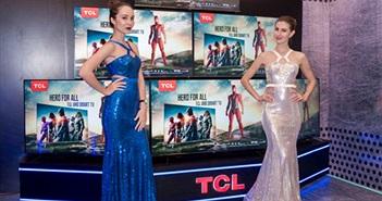 Ra mắt TV thông minh TCL P6 tại Việt Nam: độ phân giải 4K HDR, 4 tuỳ chọn kích thước