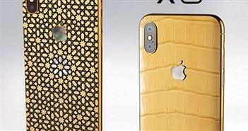 """Choáng với iPhone Xs Max nạm rồng vàng 24K giá """"chát"""""""