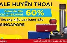 Sale đến hơn 60% hàng công nghệ trên tiki.vn