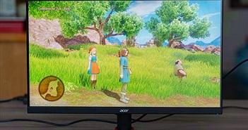 Đánh giá màn hình Acer VG270: hoàn hảo cho nhu cầu gaming