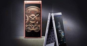 Samsung W2019 ra mắt với 2 màn hình, giá đắt hơn iPhone XS Max