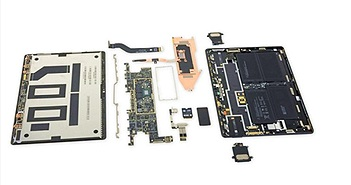 Surface Pro X dễ sửa hơn bất kỳ chiếc iPad