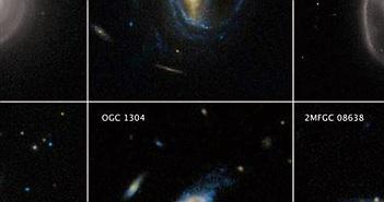 Vật chất tối kéo các thiên hà xoắn ốc với tốc độ chóng mặt