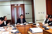 Tiếp tục làm việc với các cơ quan chủ quản về Đề án Quy hoạch báo chí